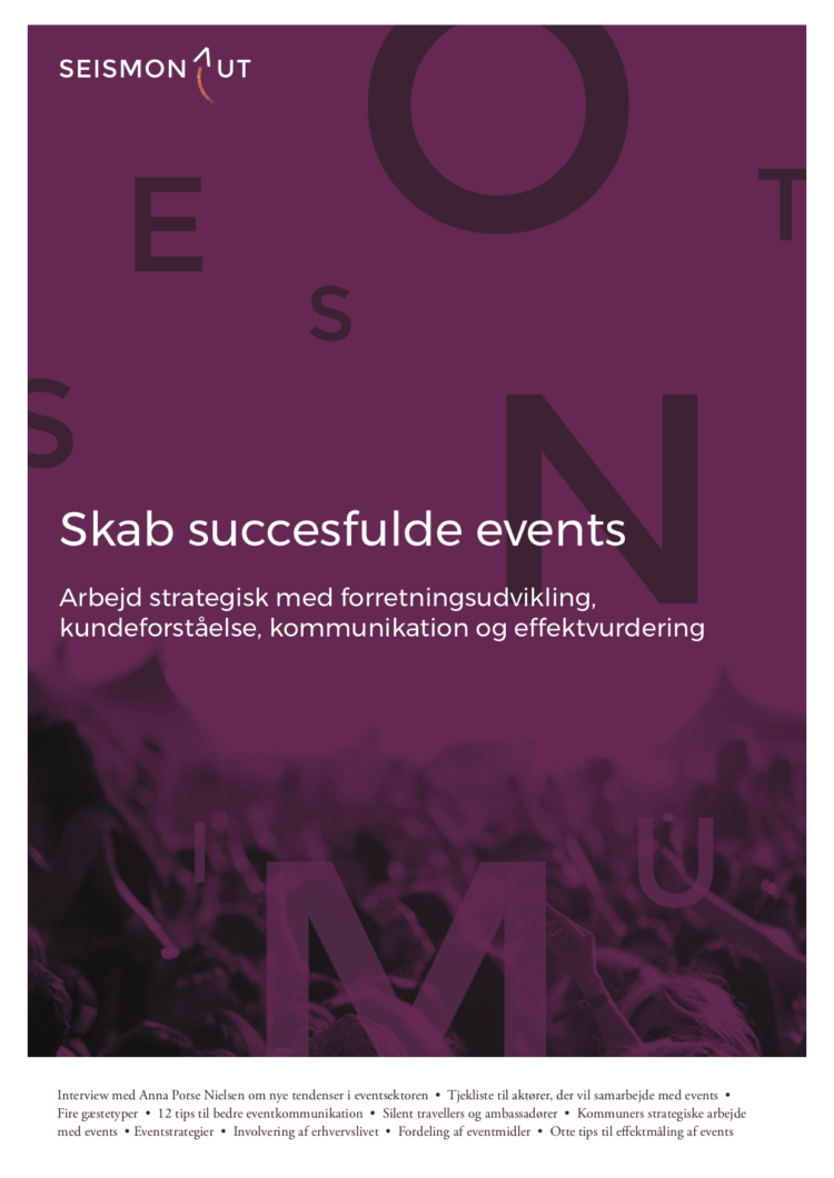 Skab succesfulde events