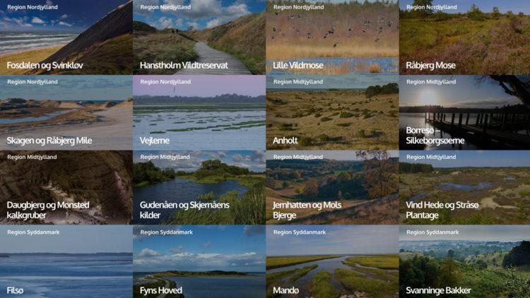 Seismonauts idéplatform er motoren bag Danmarks Naturkanon