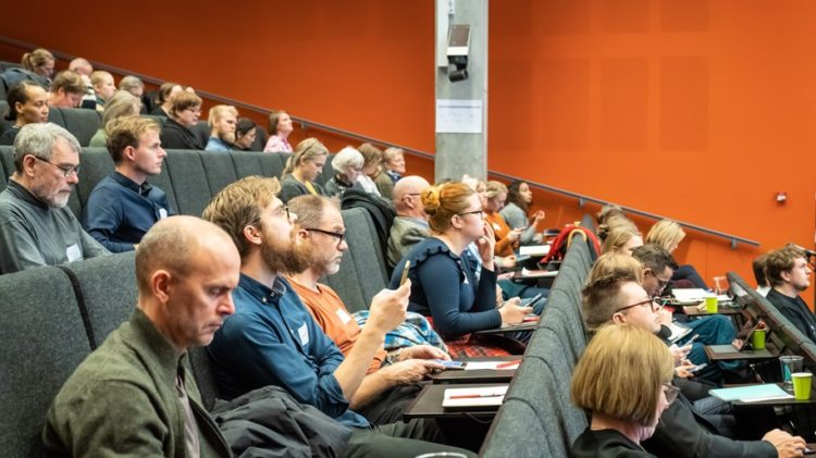 DM konference Seismonaut